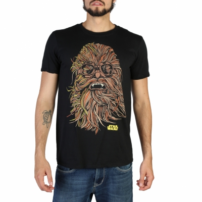 Tricouri Star Wars RDMTS016 Negru