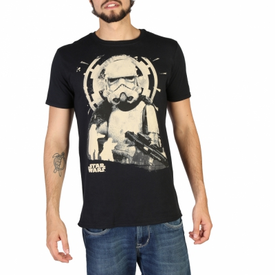 Tricouri Star Wars RDMTS018 Negru