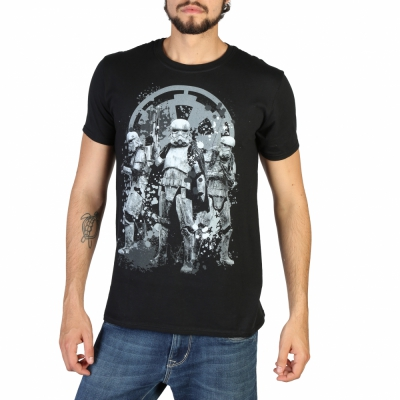 Tricouri Star Wars RDMTS020 Negru