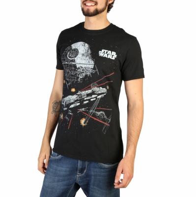 Tricouri Star Wars RDMTS024 Negru