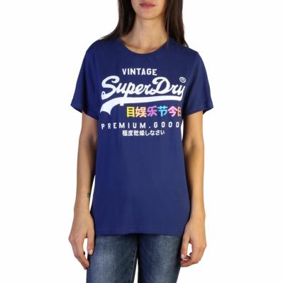 Tricouri Superdry G10306AU Albastru