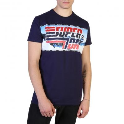 Tricouri Superdry M1000005A Albastru