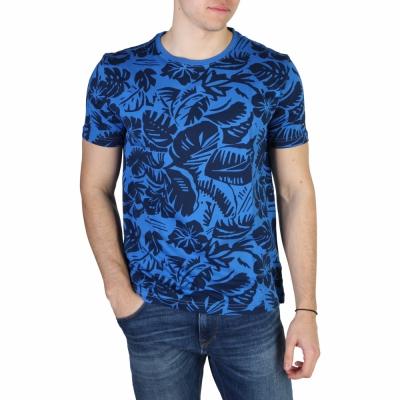Tricouri Tommy Hilfiger MW0MW02336 Albastru