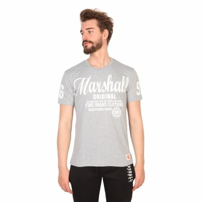 Tricouri Marshall Original TS_COOLY Gri