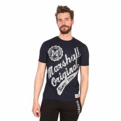 Tricouri Marshall Original TS_VINT Albastru