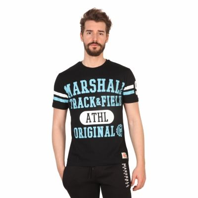 Tricouri Marshall Original TS_YARDS Negru