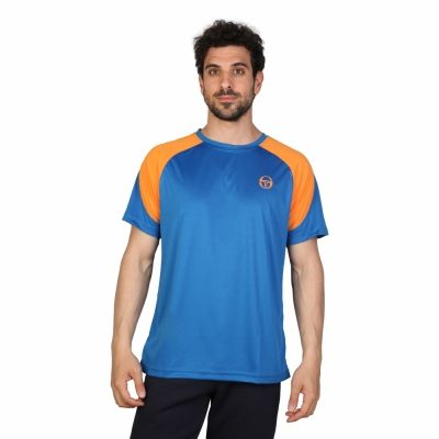 Tricouri Tacchini TTG01738 Albastru