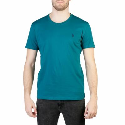 Tricouri U.s. Polo 50039_49351 Verde