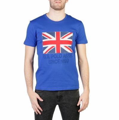 Tricouri U.s. Polo 50045_49351 Albastru