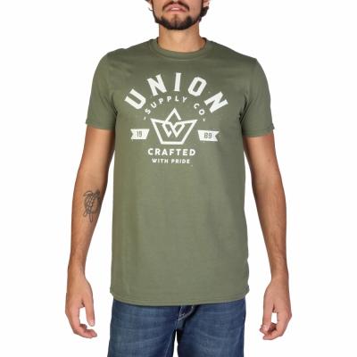 Tricouri Union State DSMTS001 Verde