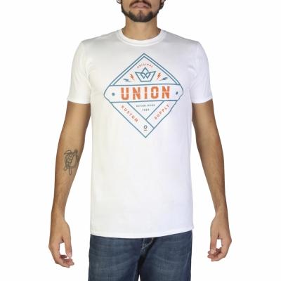 Tricouri Union State DSMTS005 Alb