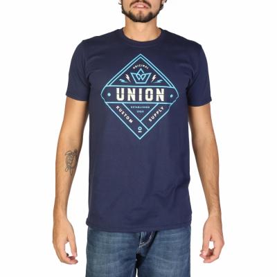 Tricouri Union State DSMTS005 Albastru