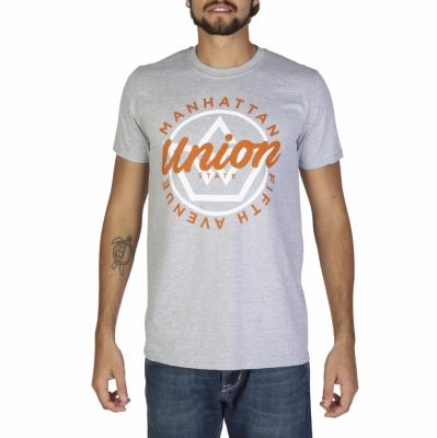 Tricouri Union State DSMTS008 Gri