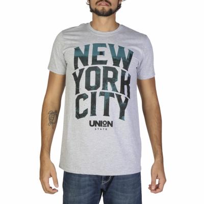 Tricouri Union State DSMTS010 Gri