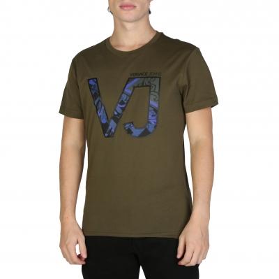 Tricouri Versace Jeans B3GSB73D_36598 Verde