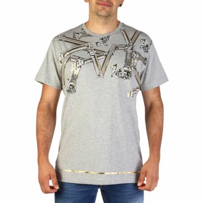 Tricouri Versace Jeans B3GTB72D_36609 Gri