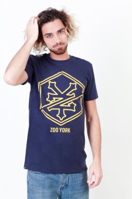 Tricouri Zoo York ZZMTS067 Albastru