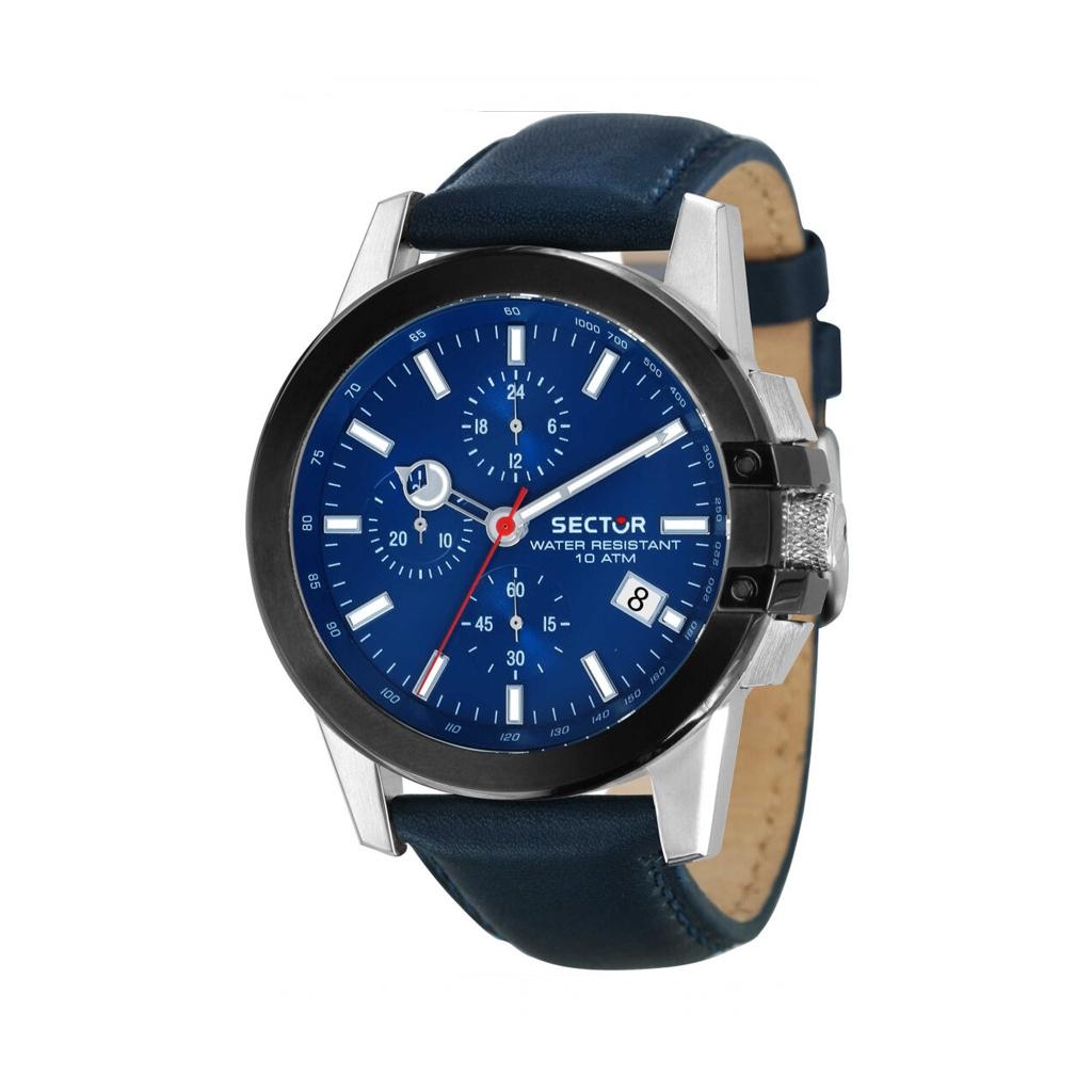 Ceasuri Sector R3271797005 Albastru