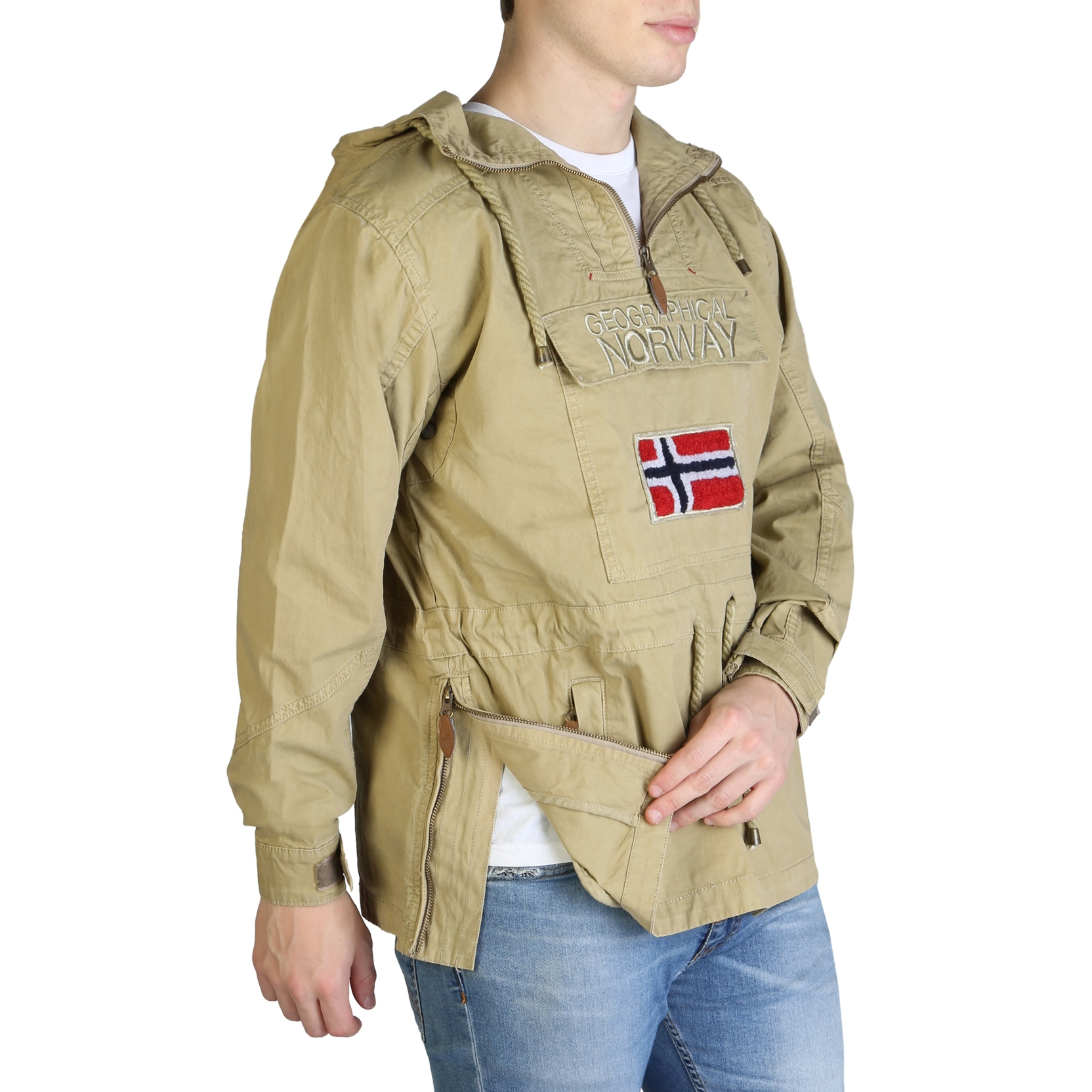 Geci Geographical Norway Chomer_man Maro