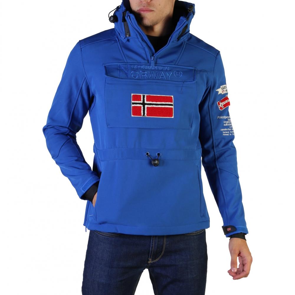 Geci Geographical Norway Terreaux_man Albastru