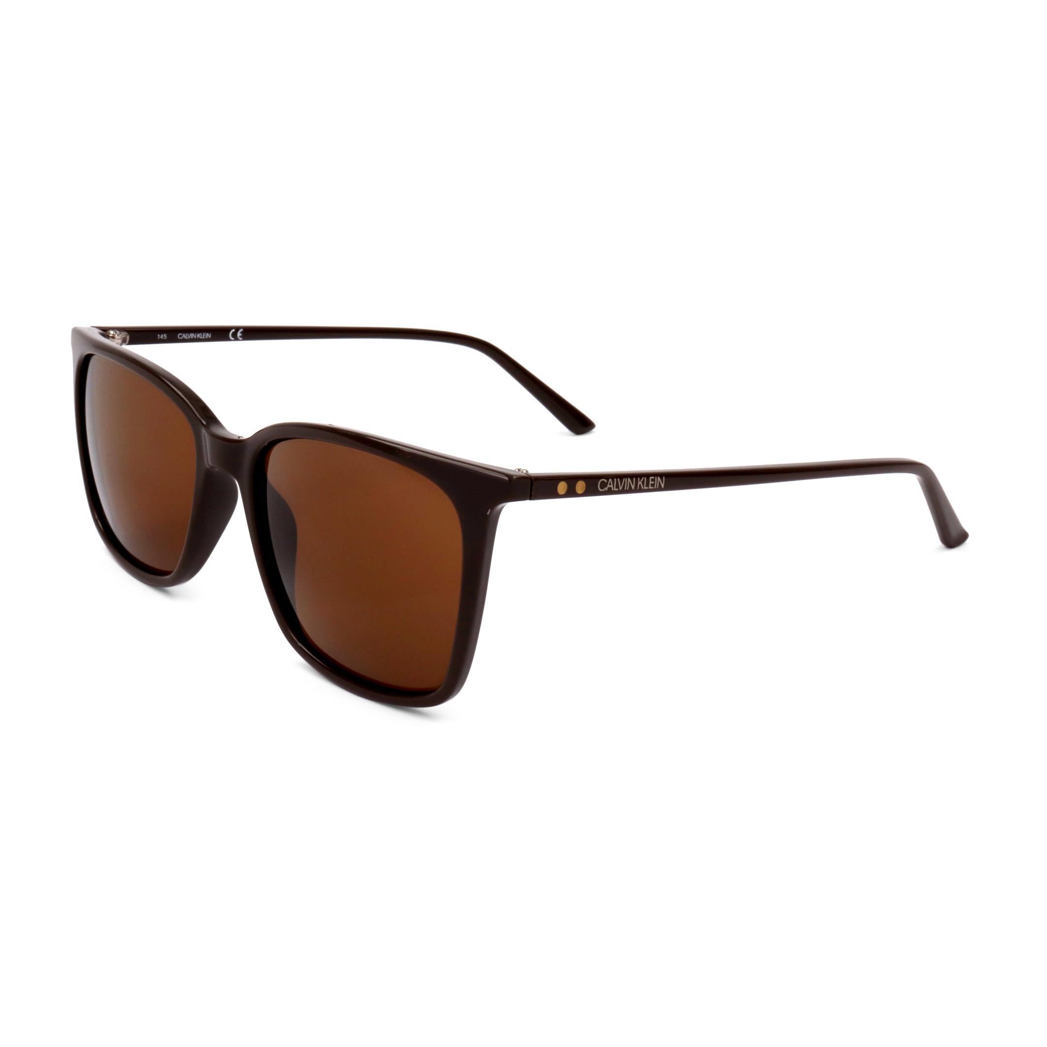 Ochelari de soare Calvin Klein CK18534S_39180 Maro