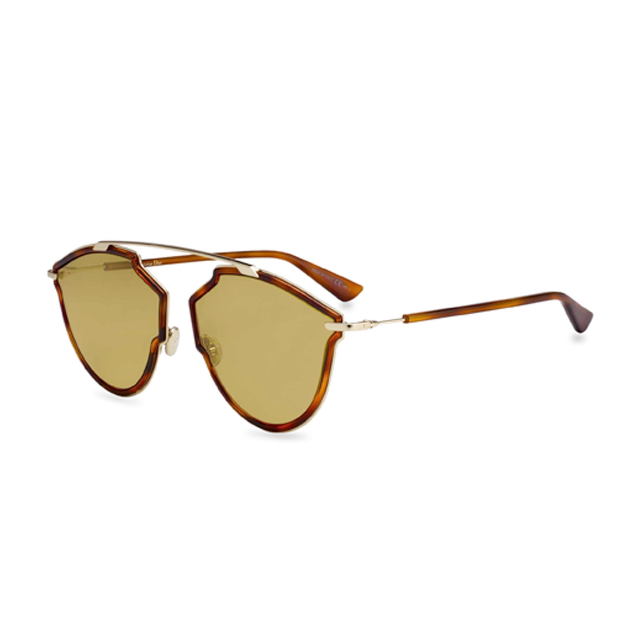 Ochelari de soare Dior DIORSOREALRISE Maro