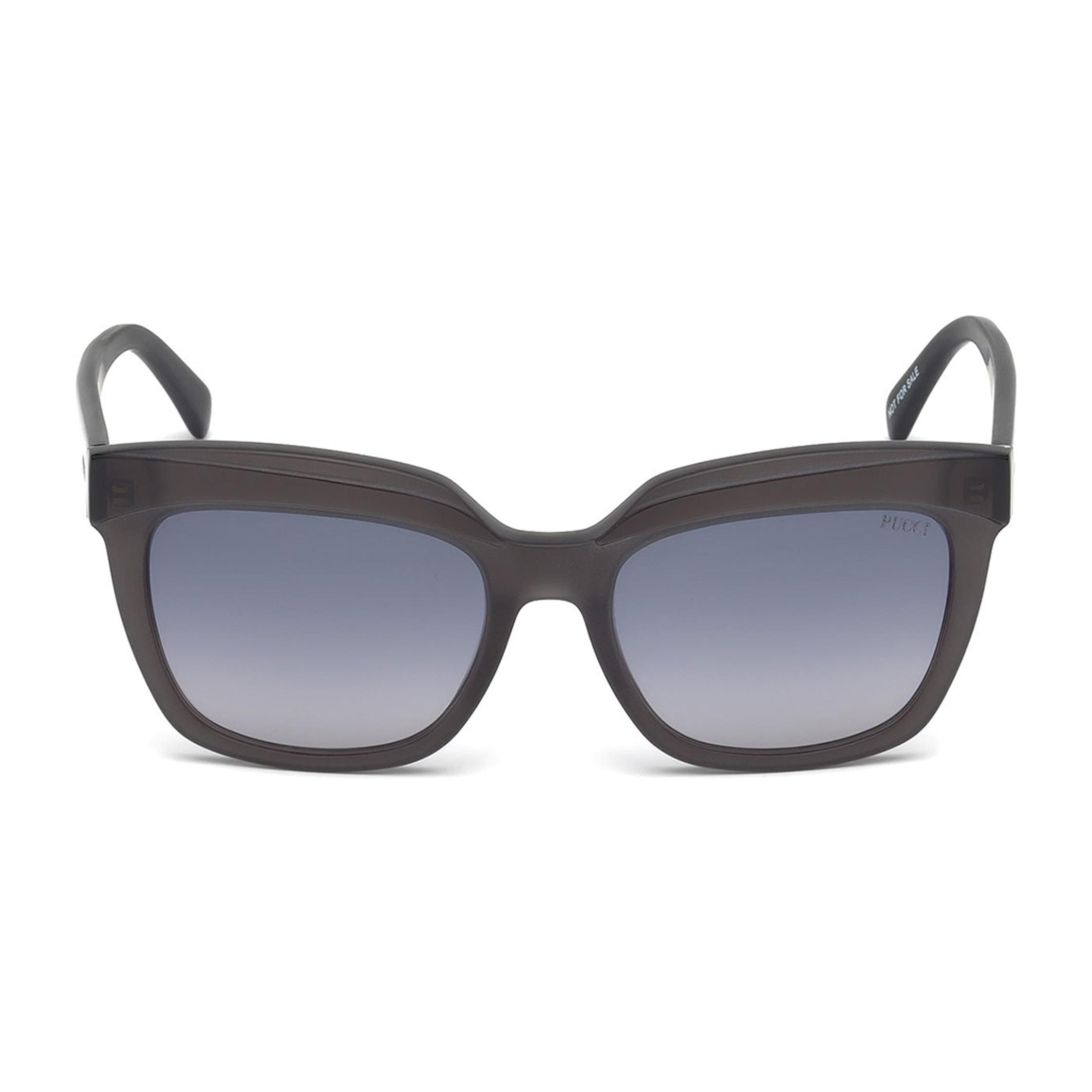 Ochelari de soare Emilio Pucci EP0061 Negru