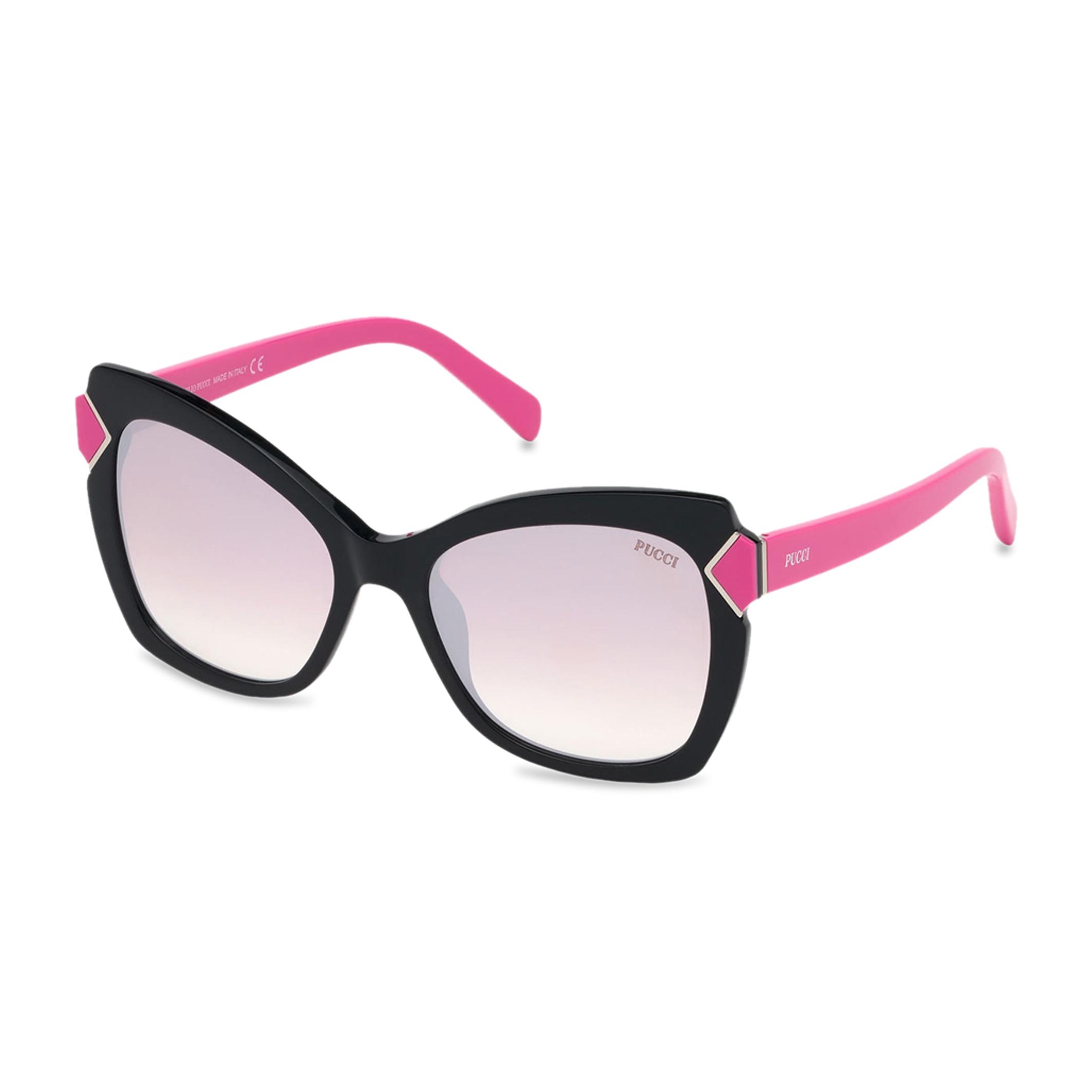 Ochelari de soare Emilio Pucci EP0090 Negru