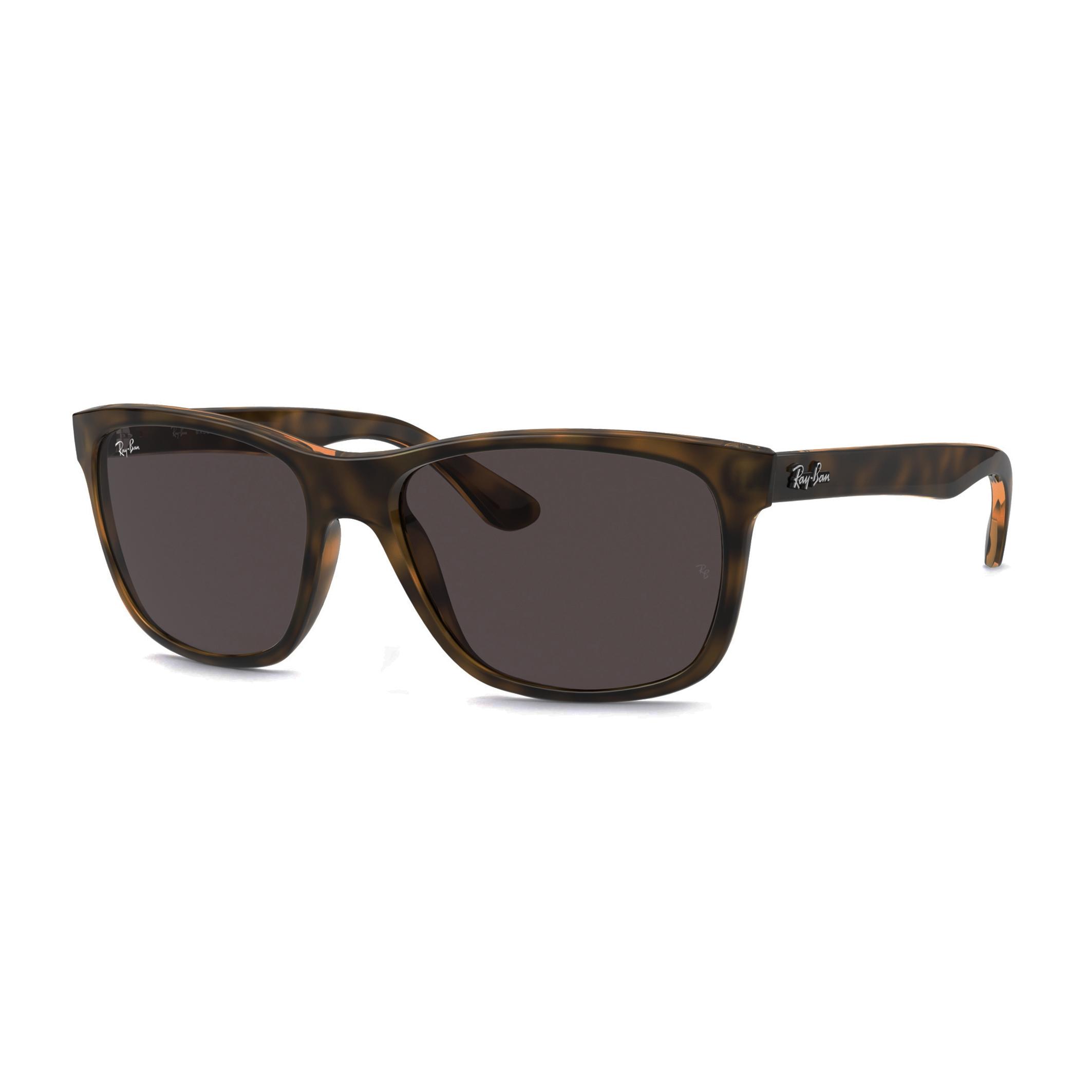 Ochelari de soare Ray-ban 0RB4181 Maro