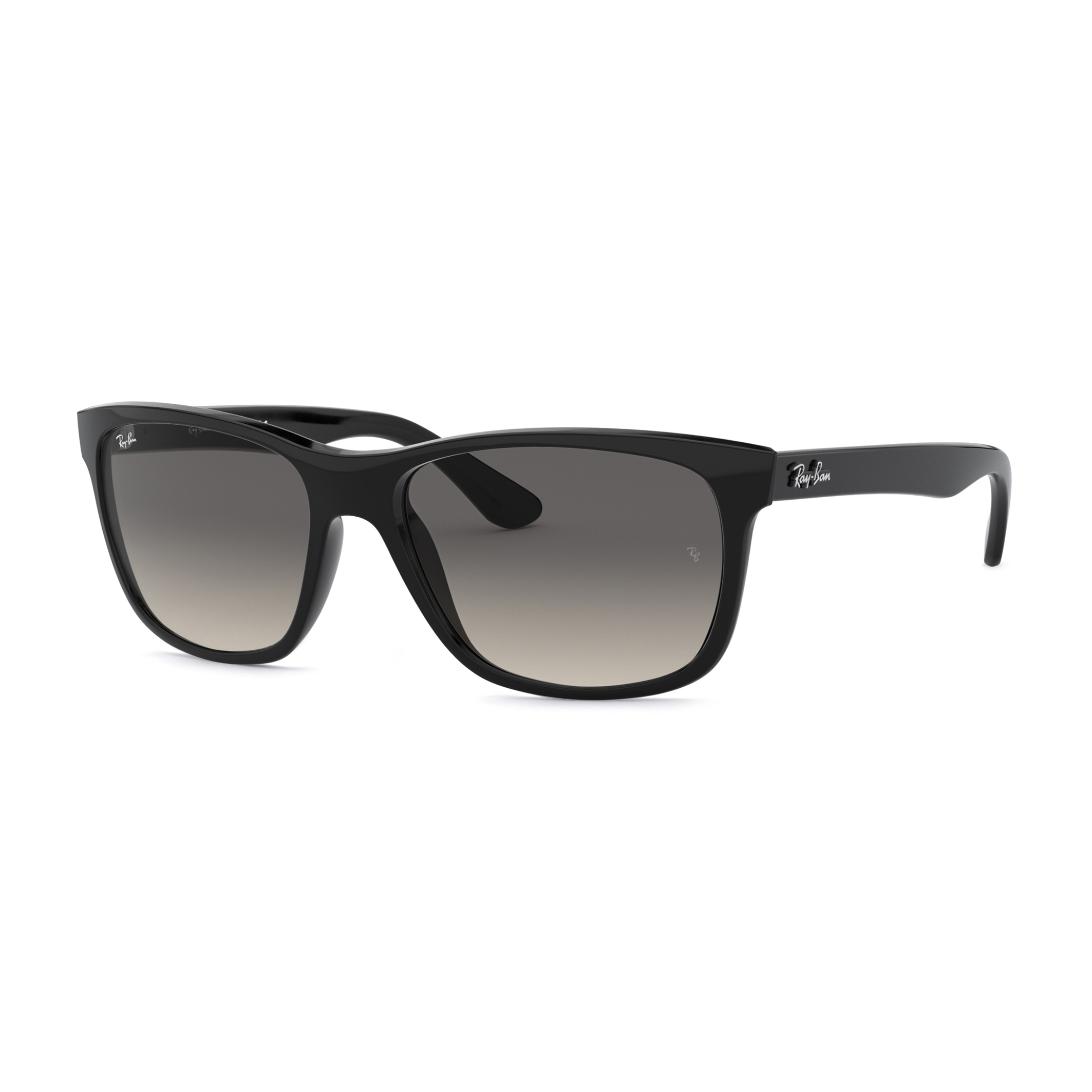 Ochelari de soare Ray-ban 0RB4181 Negru