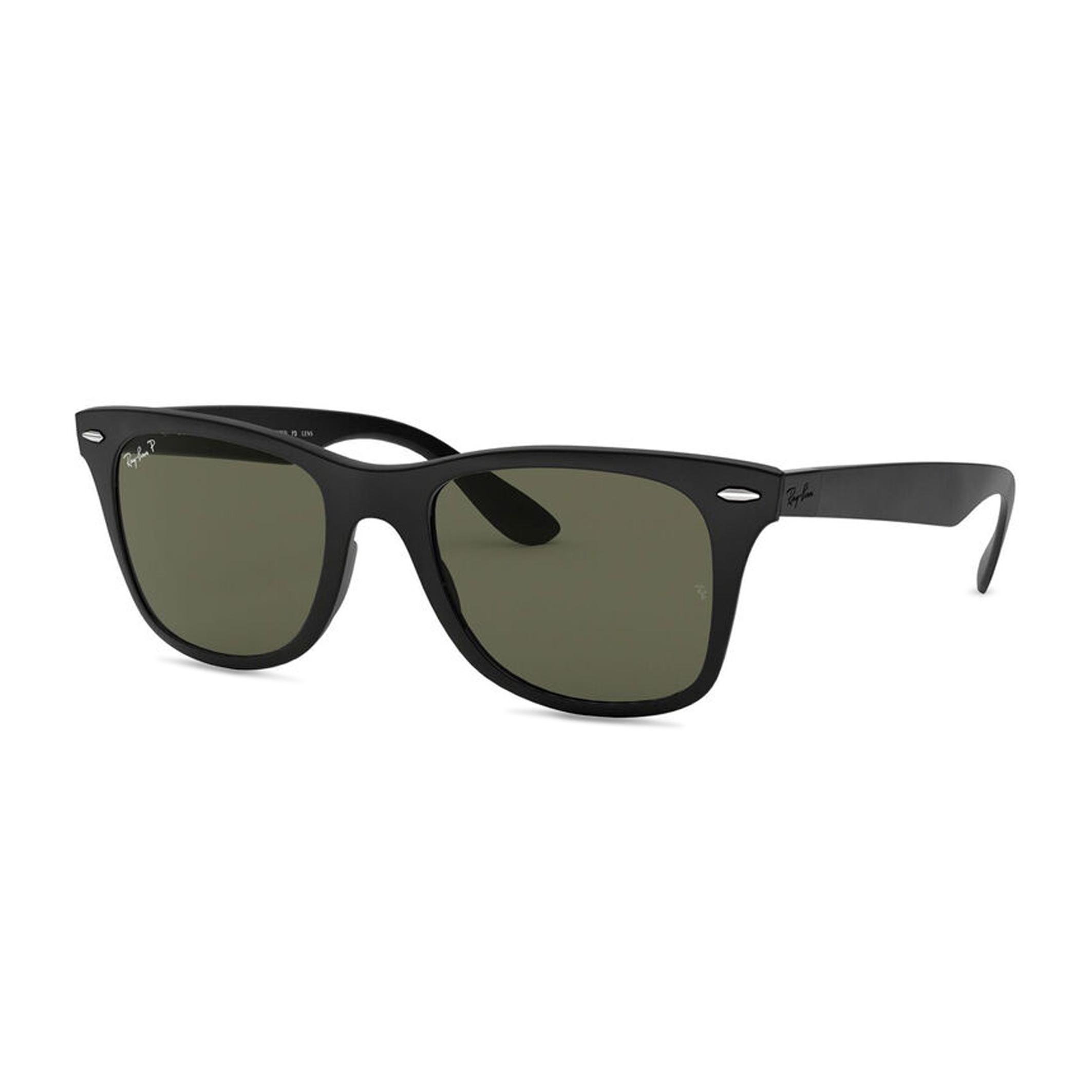 Ochelari de soare Ray-ban 0RB4195F Negru