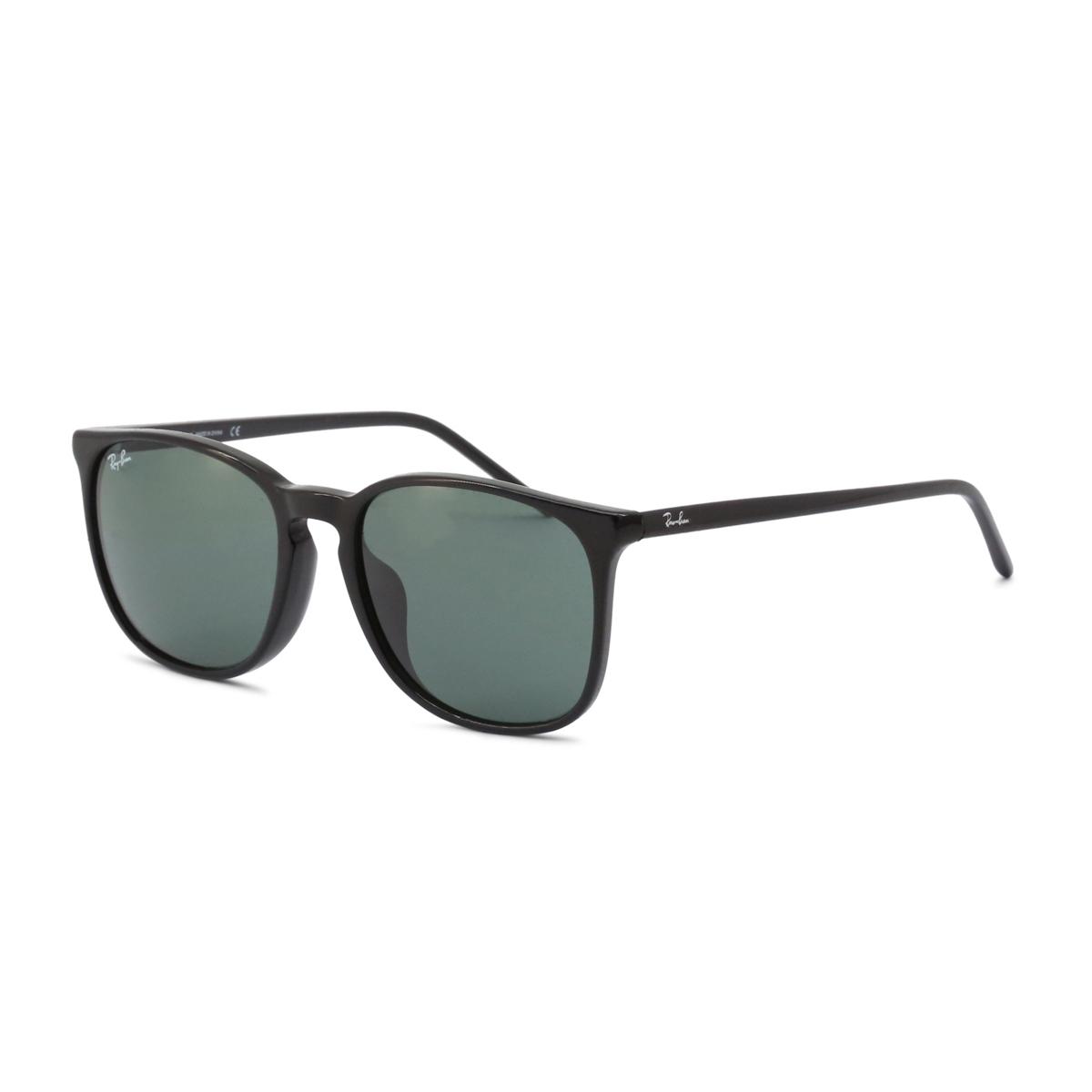 Ochelari de soare Ray-ban 0RB4387F Negru