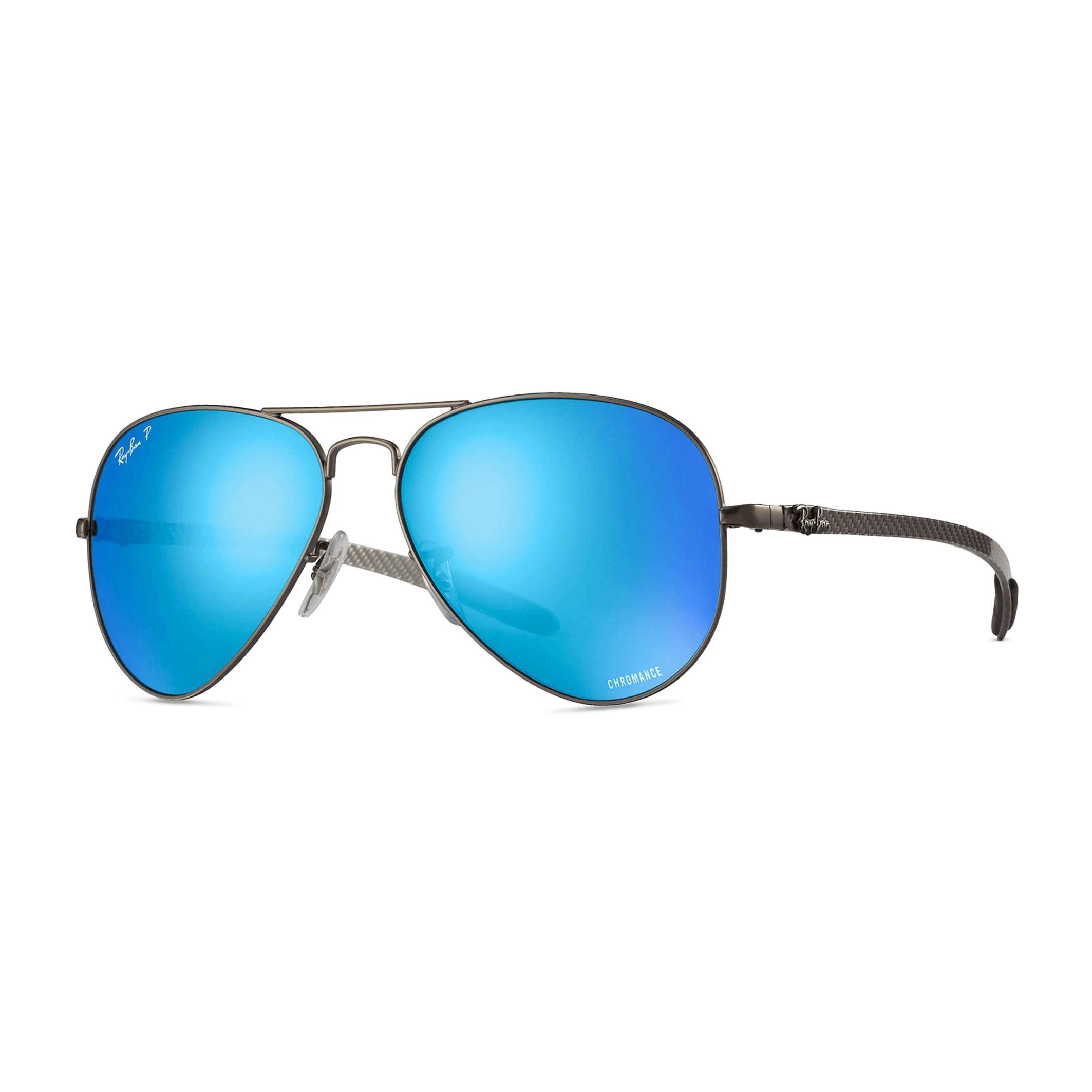 Ochelari de soare Ray-ban 0RB8317CH Gri