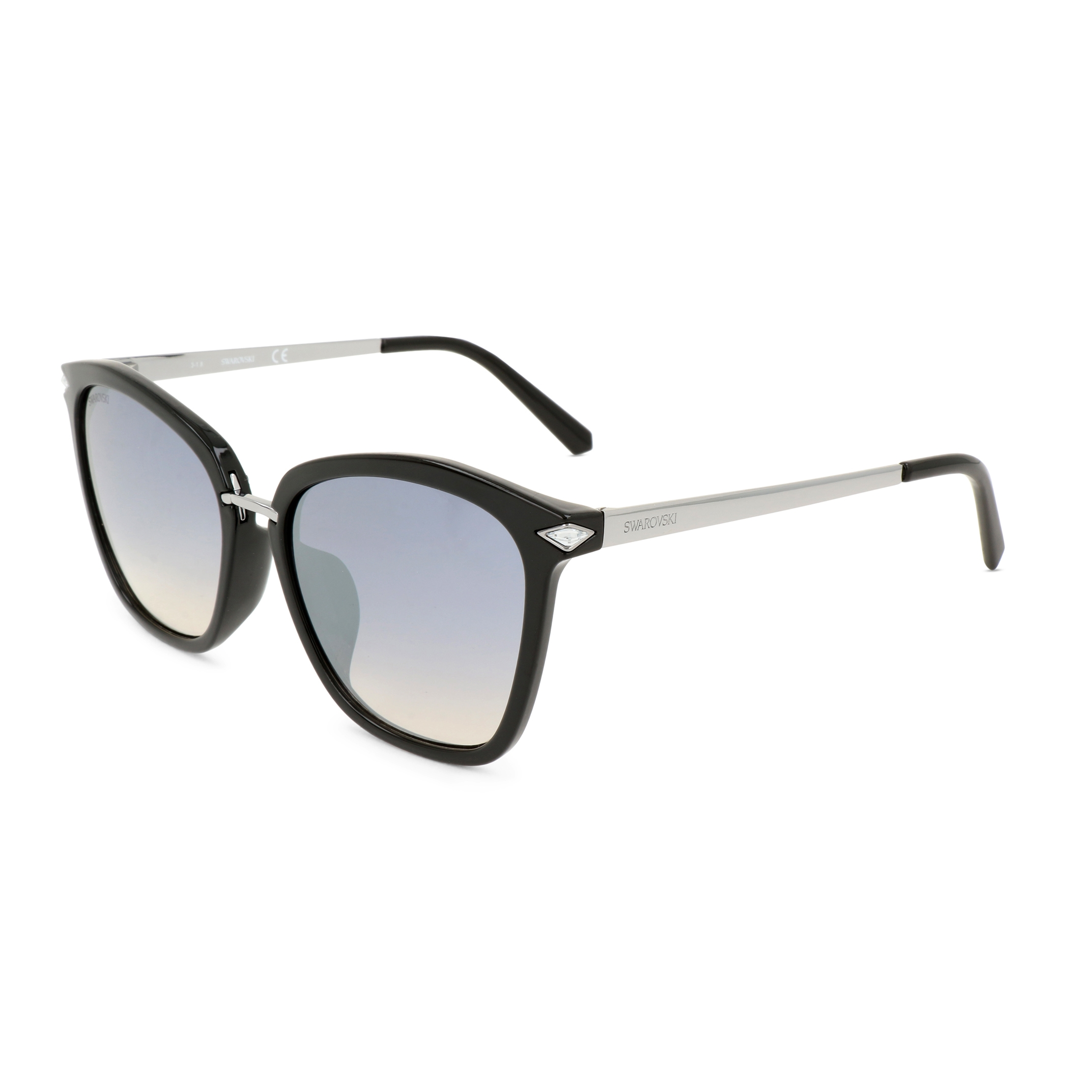 Ochelari de soare Swarovski SK0183-D Negru