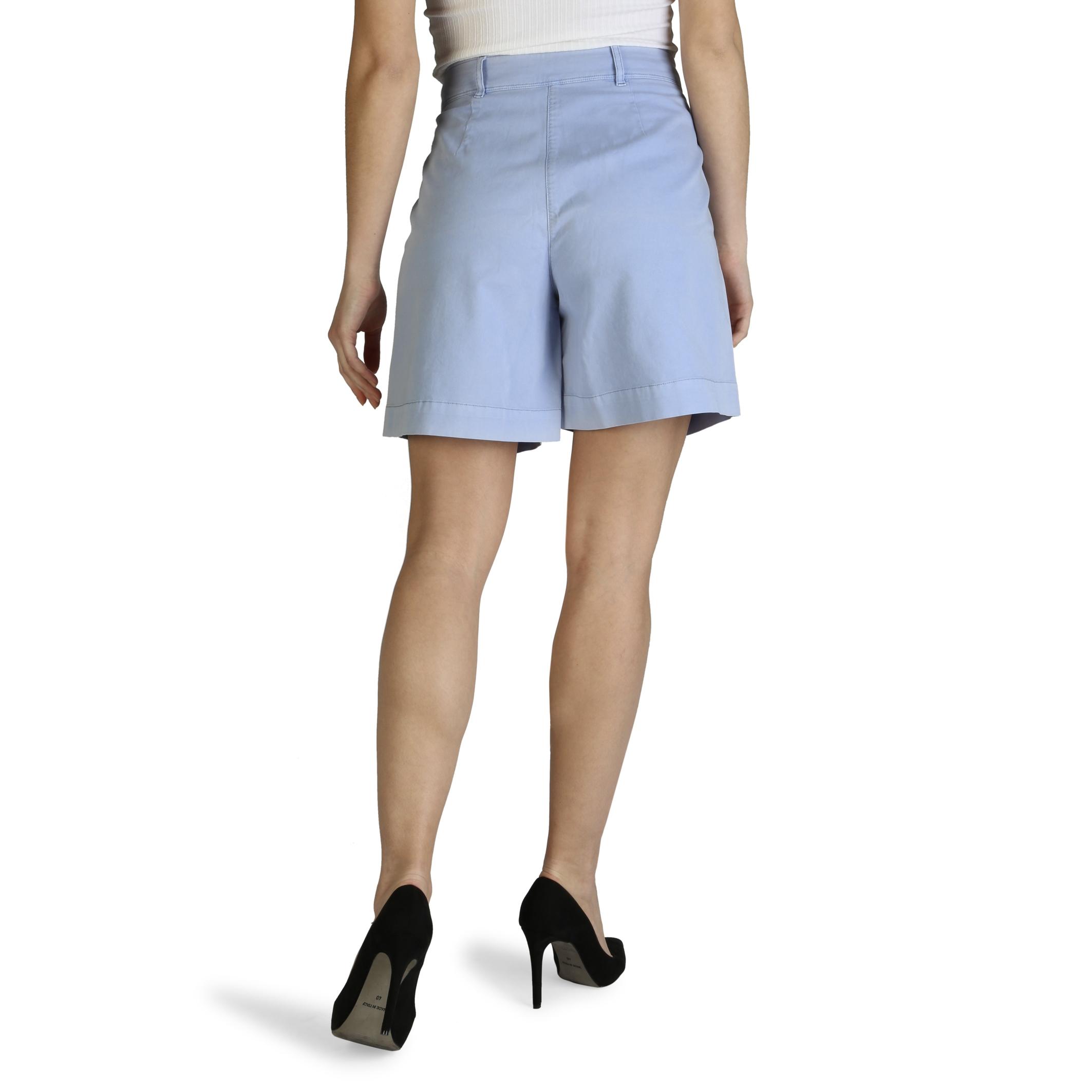 Pantaloni scurti Armani Exchange 3ZYS07_YNCVZ Albastru