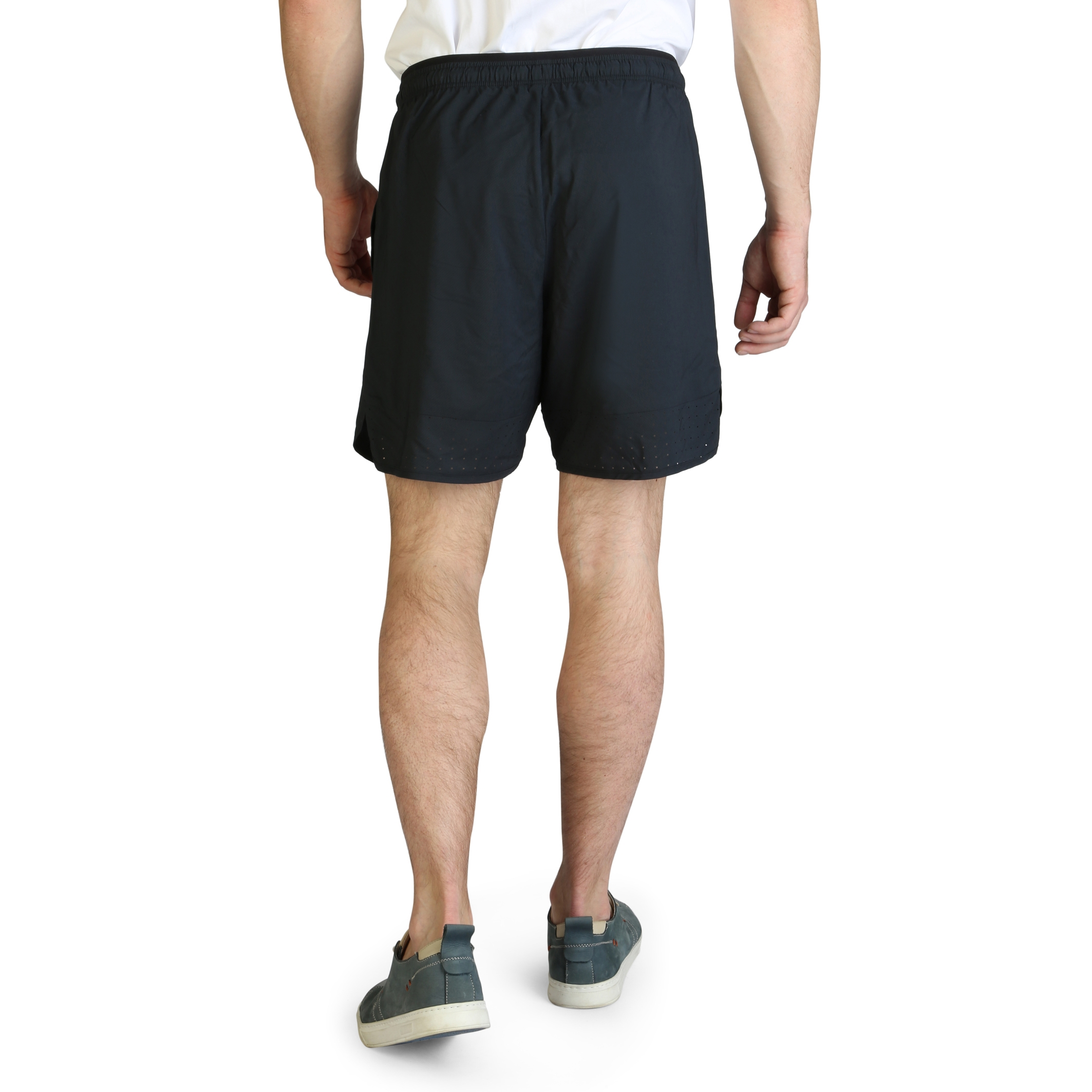 Pantaloni scurti Ea7 3GPS89_PNP3Z Negru