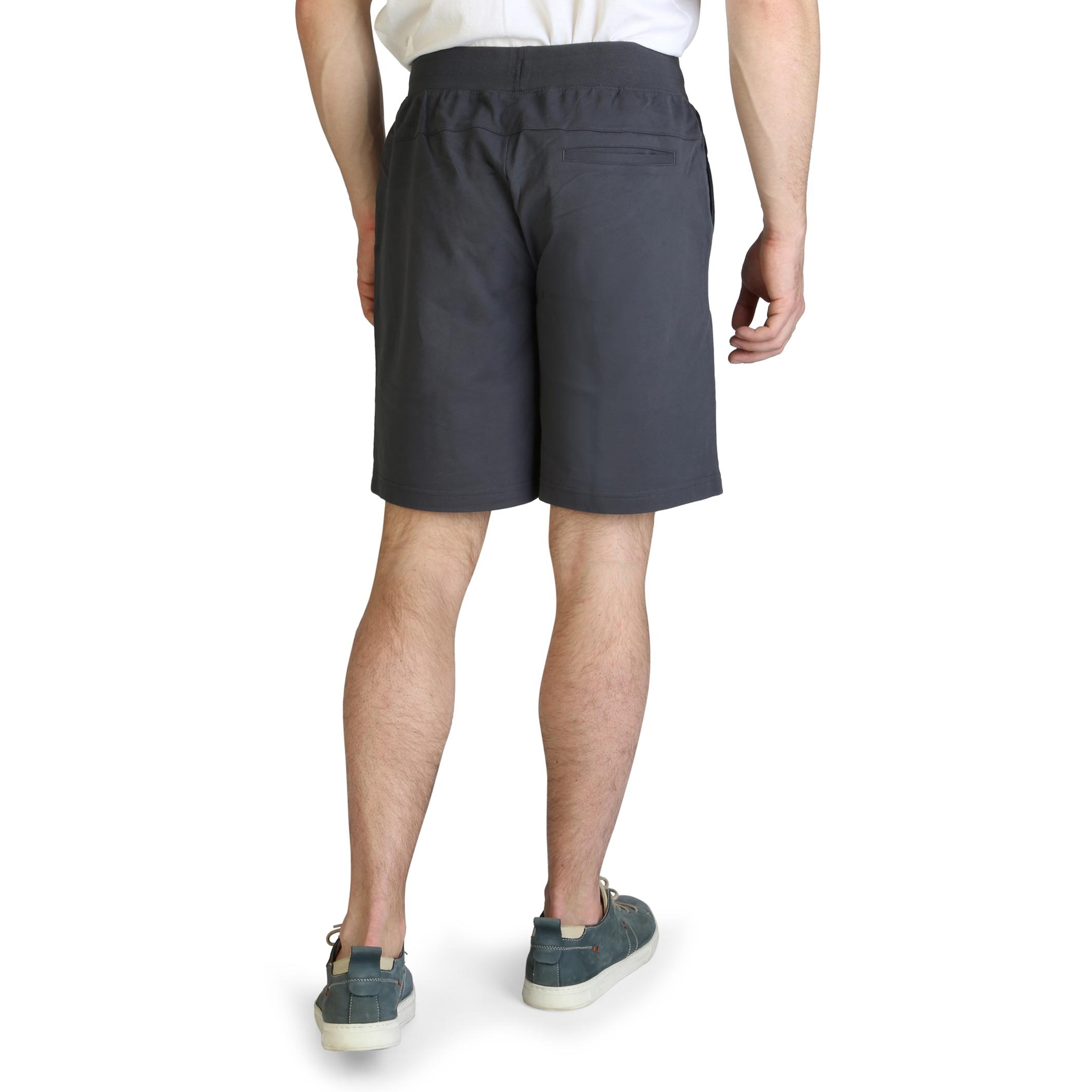 Pantaloni scurti Ea7 8NPS55_PJ05Z Gri