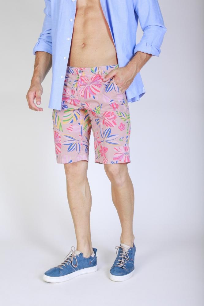 Pantaloni scurti Jaggy J2372T074-Q1 Roz