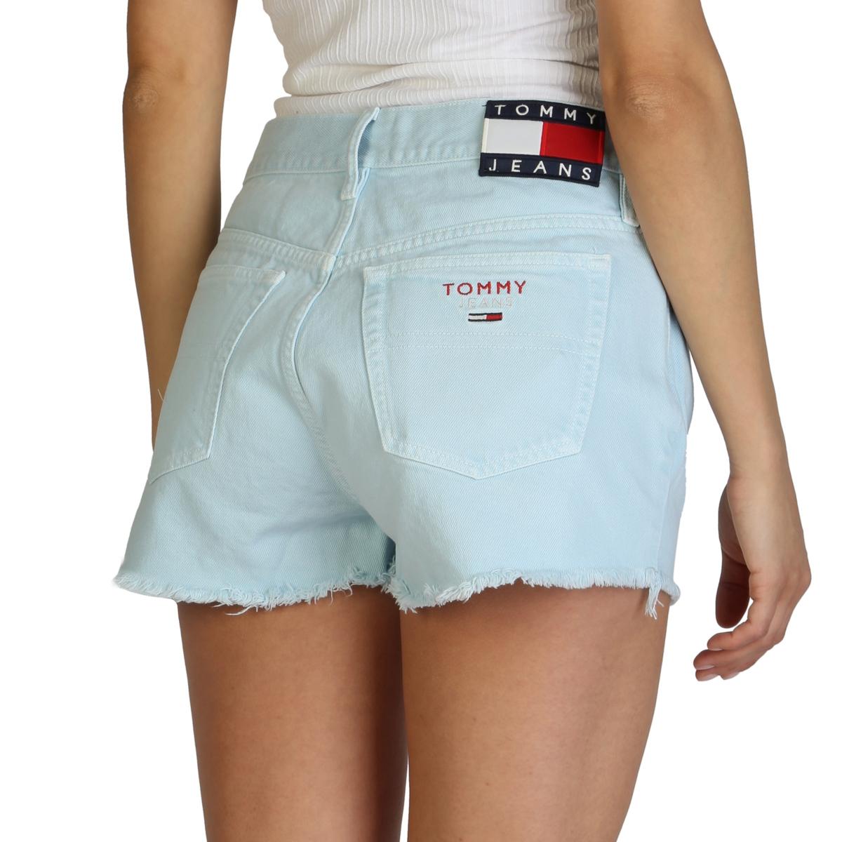 Pantaloni scurti Tommy Hilfiger DW0DW02932 Albastru