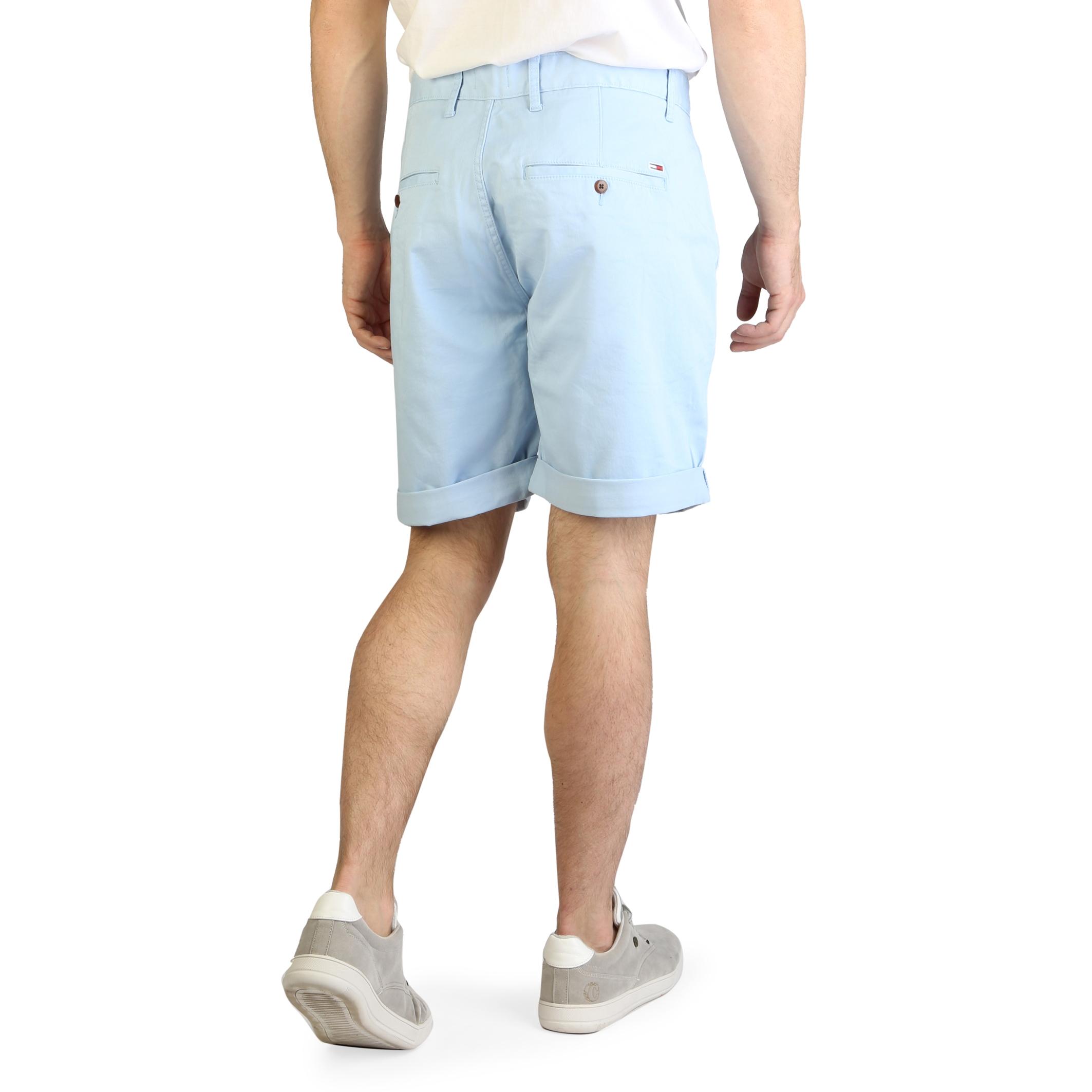 Pantaloni scurti Tommy Hilfiger XJ0XJ00585 Albastru