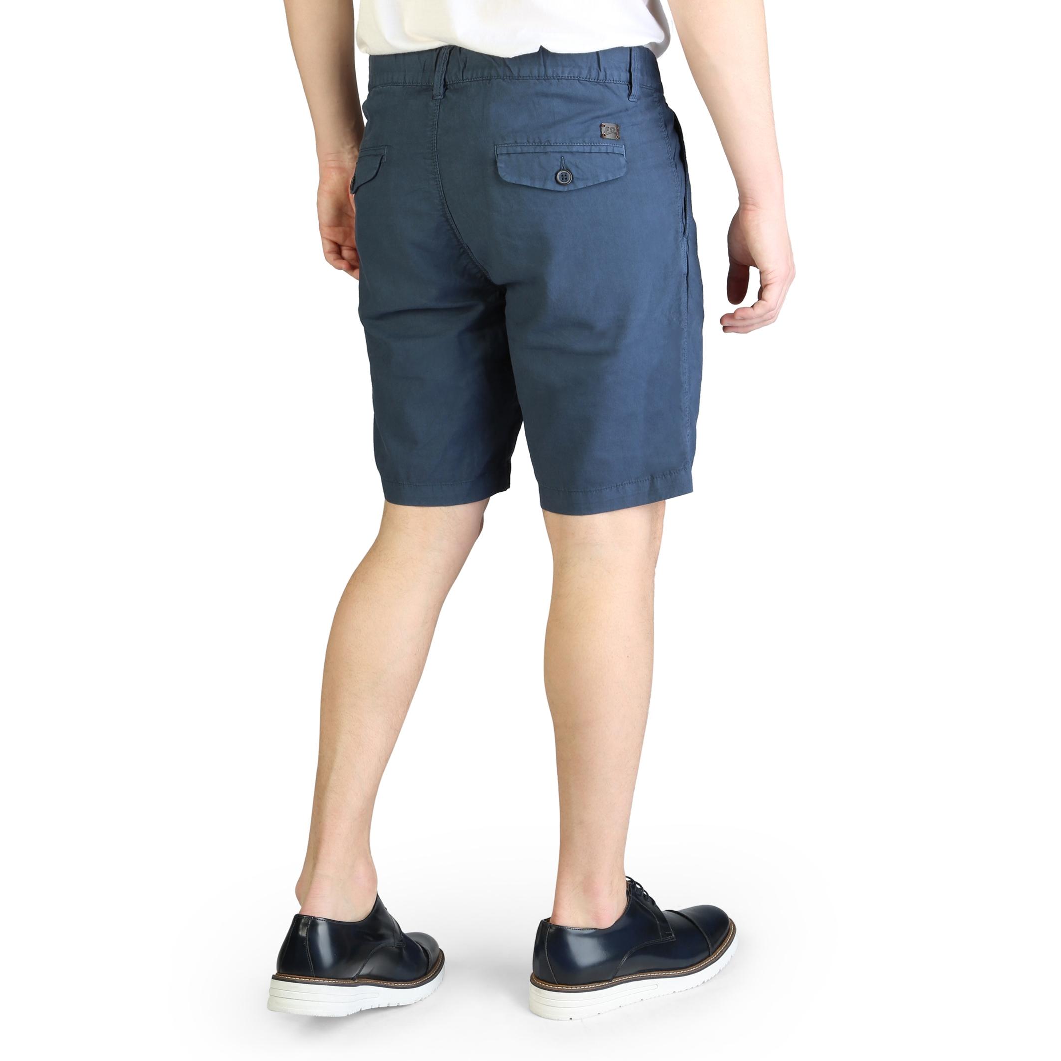 Pantaloni scurti Yes Zee P796_UP00 Albastru