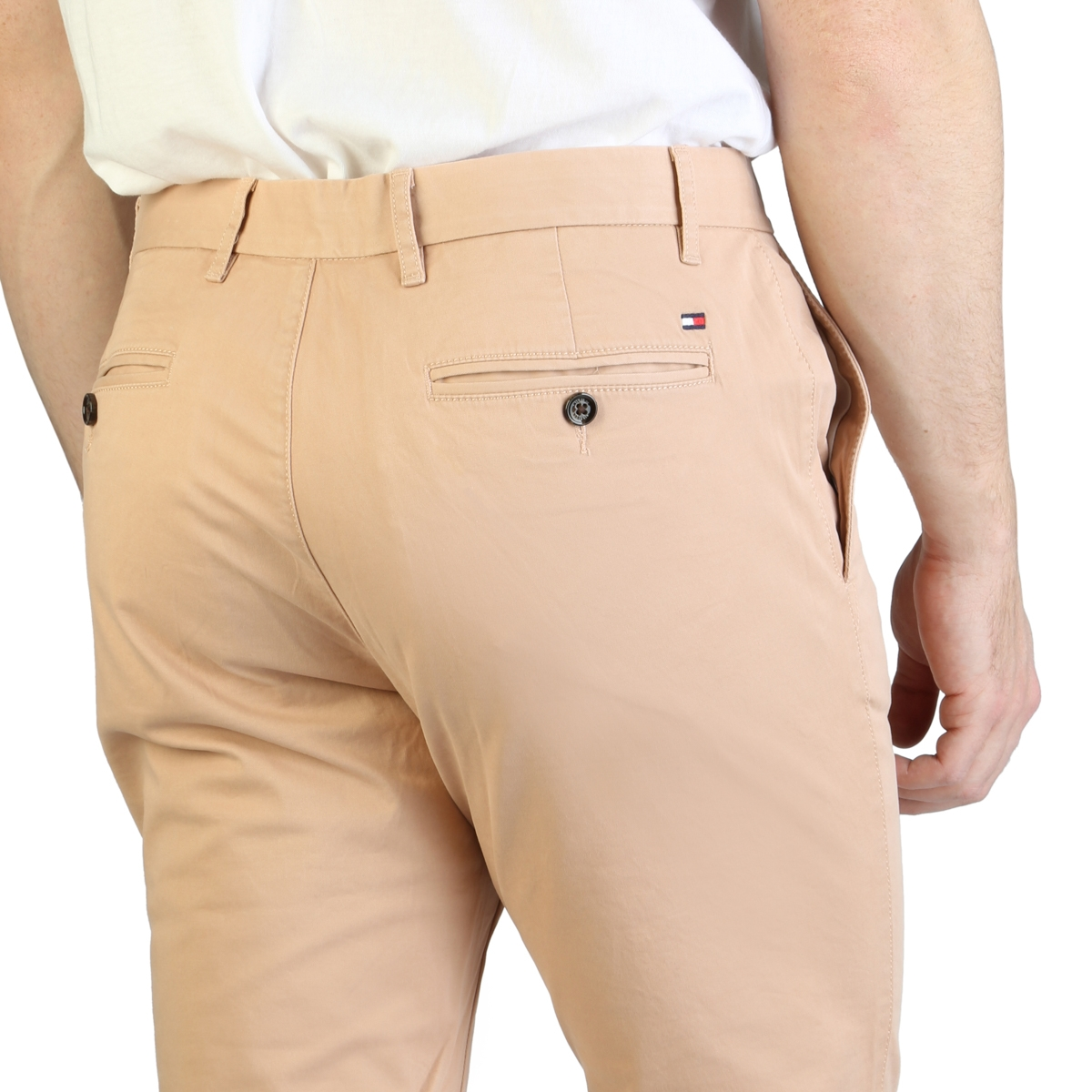 Pantaloni Tommy Hilfiger XM0XM01261 Maro
