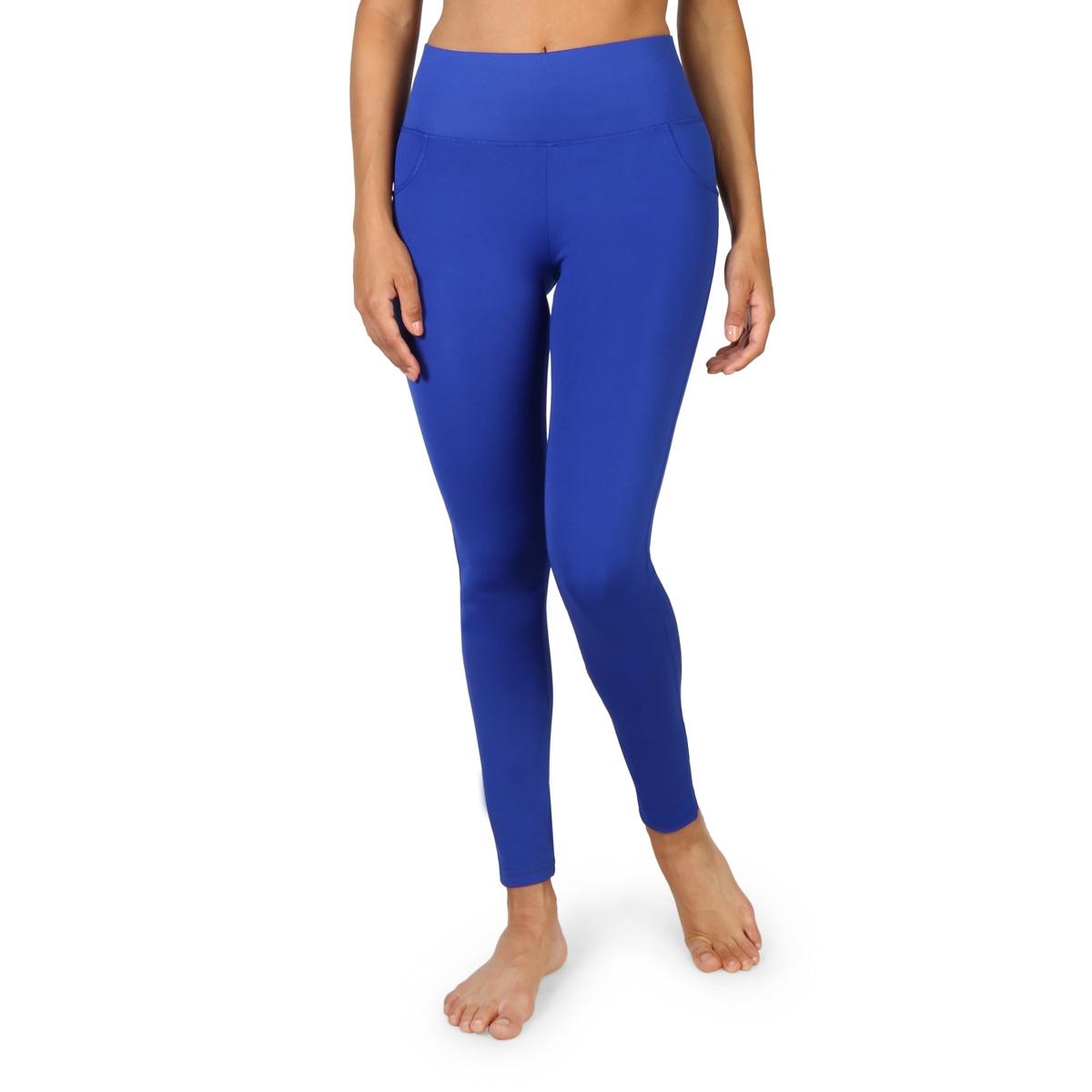 Pantaloni trening Bodyboo BB24004 Albastru