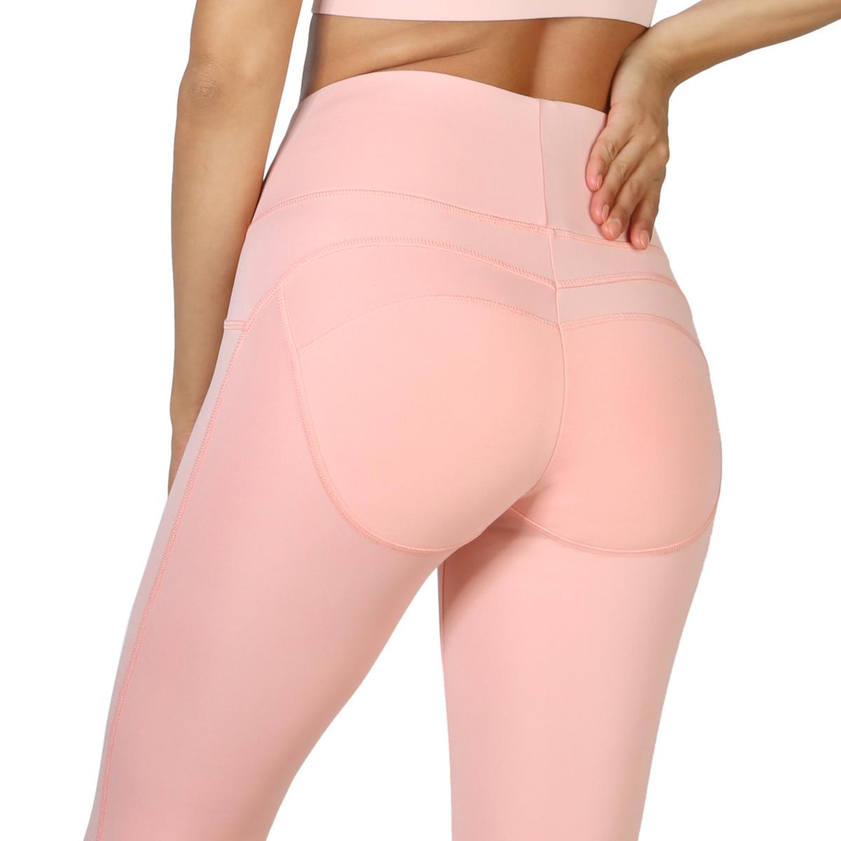 Pantaloni trening Bodyboo BB24004 Roz