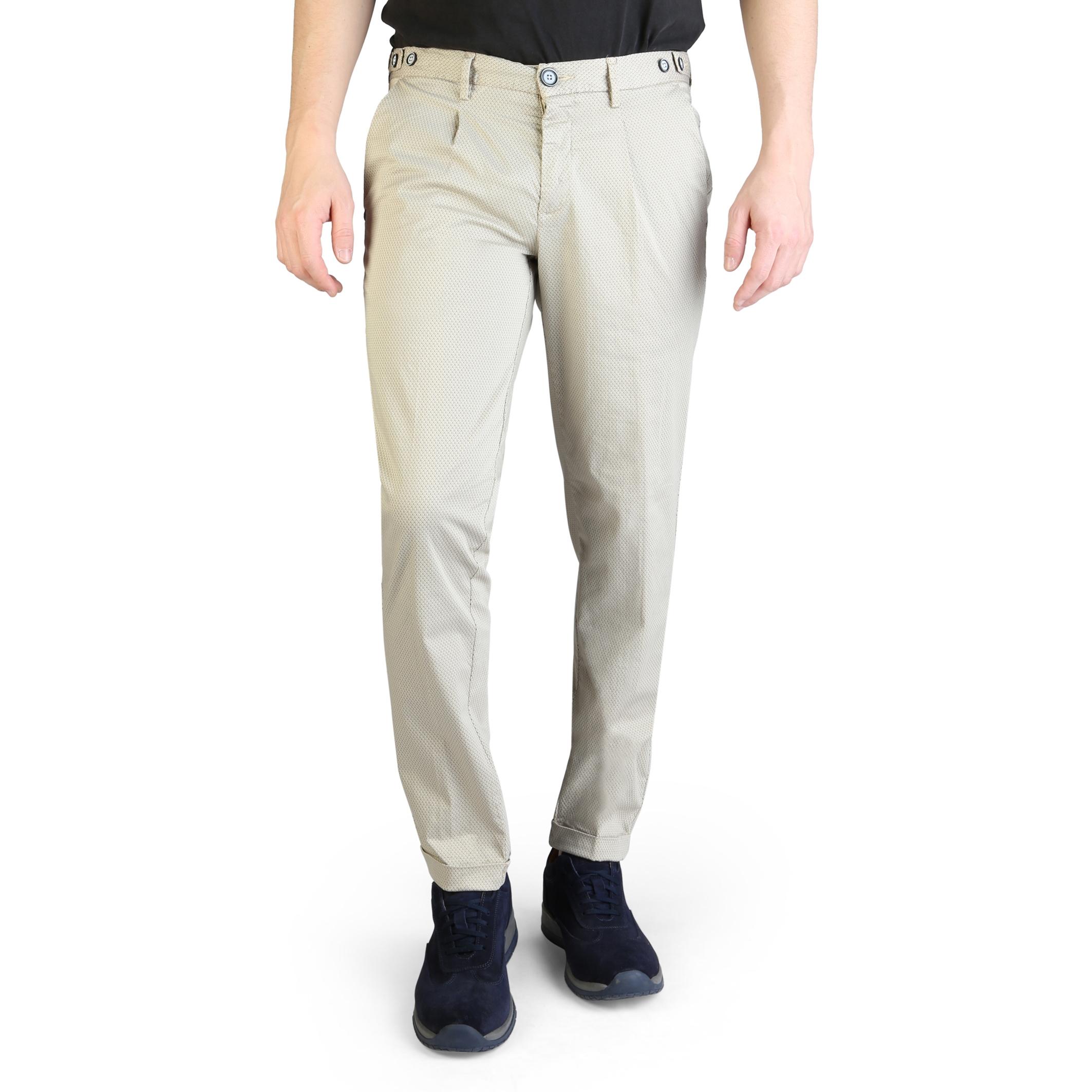 Pantaloni Yes Zee P660_XZ00 Maro