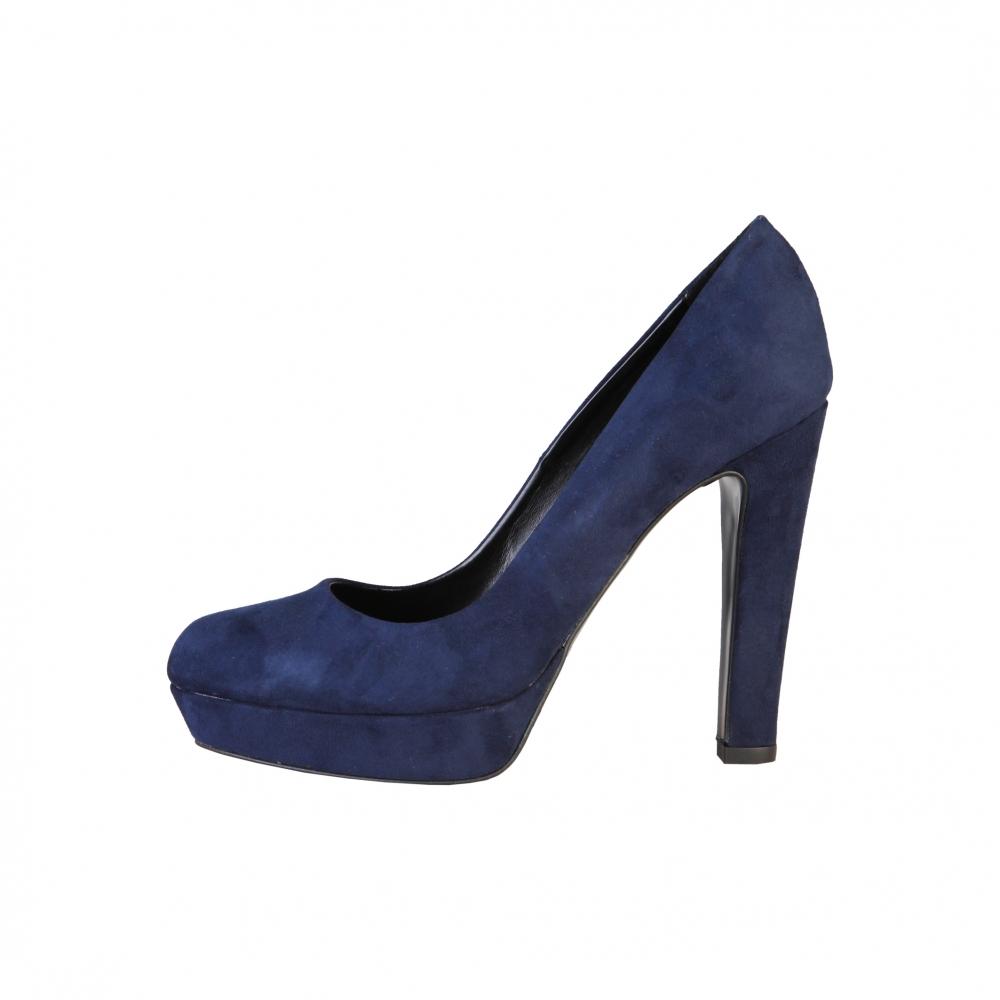 Pantofi cu toc Made In Italia ALFONSA Albastru