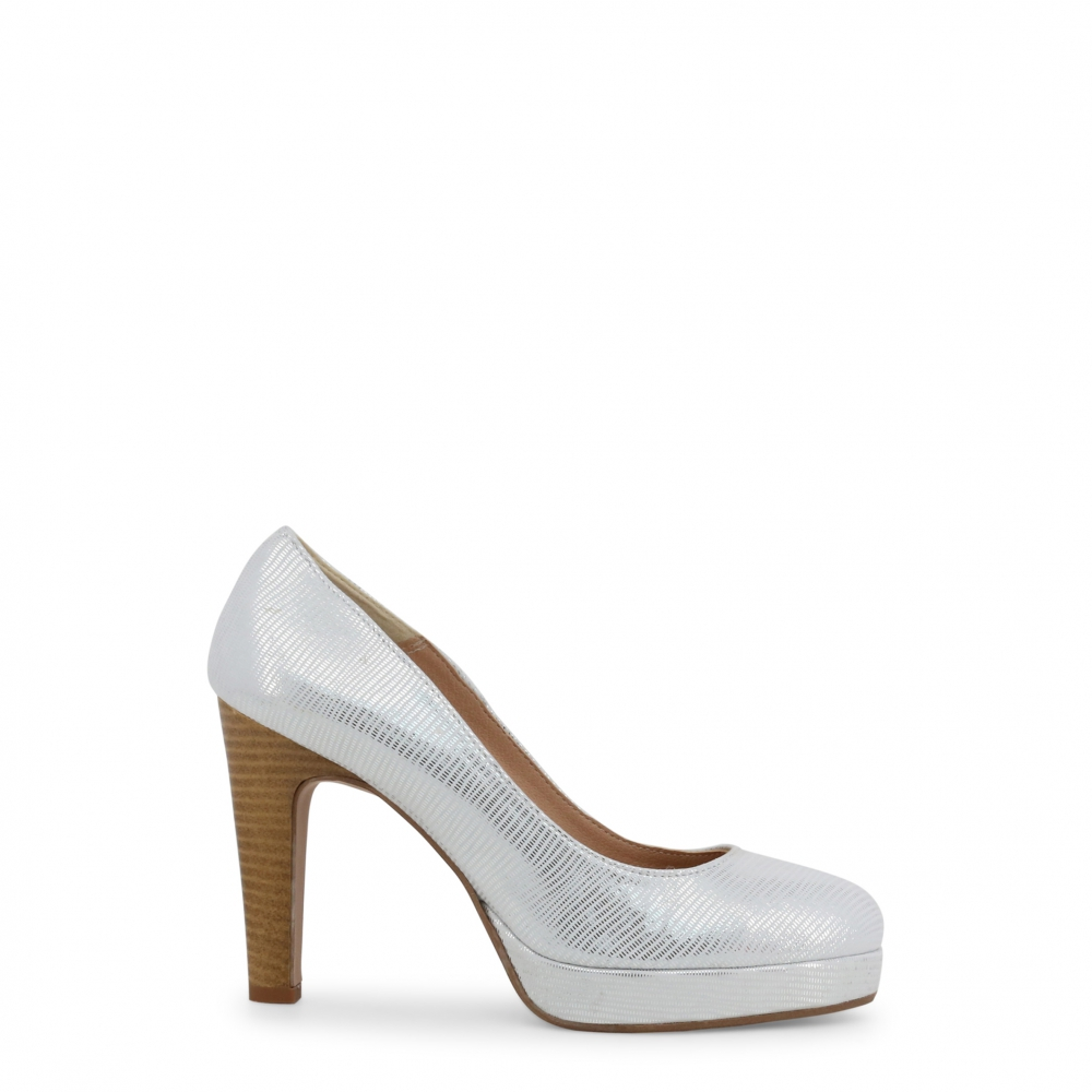 Pantofi cu toc Arnaldo Toscani 1218007 Gri