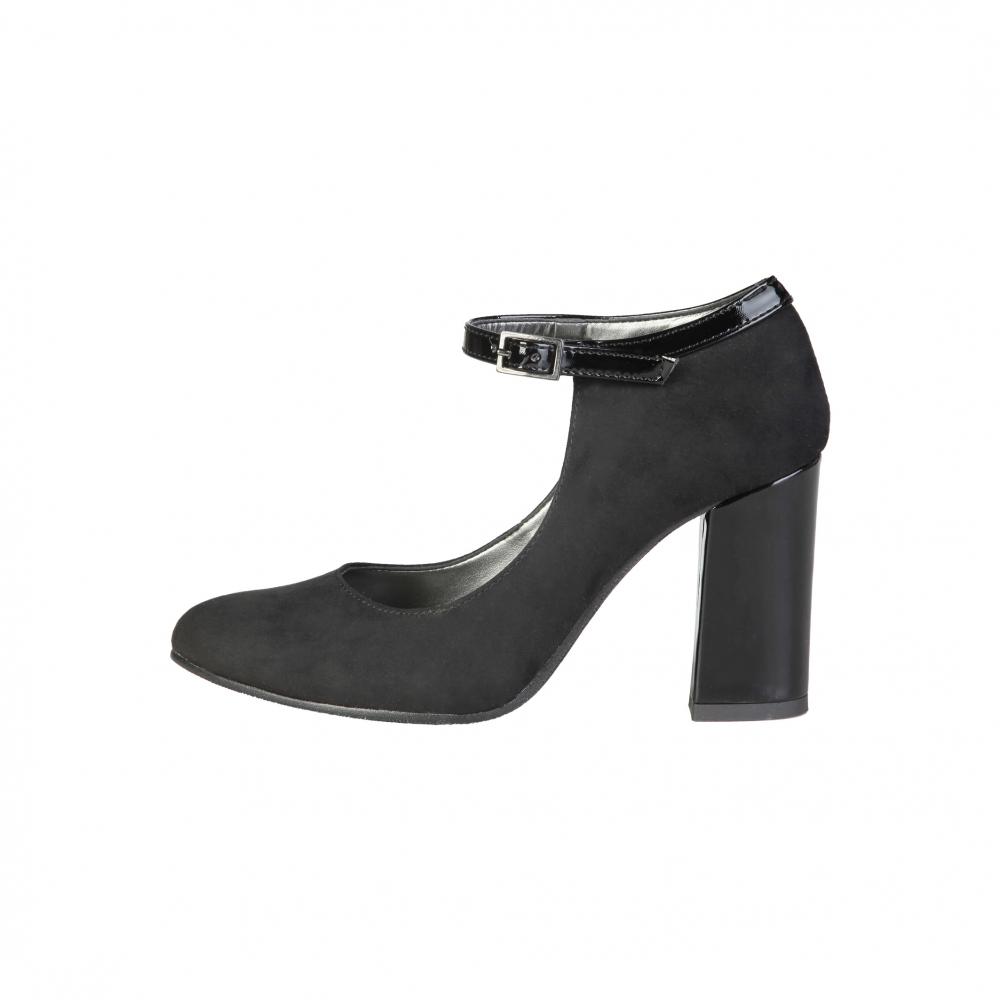 Pantofi cu toc Made In Italia BIANCA Negru