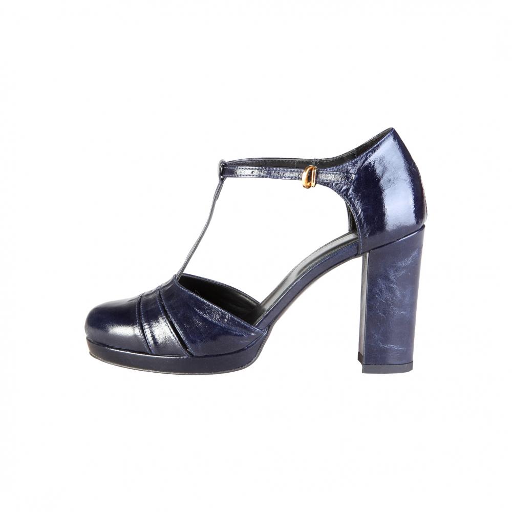 Pantofi cu toc Made In Italia CLOE Albastru