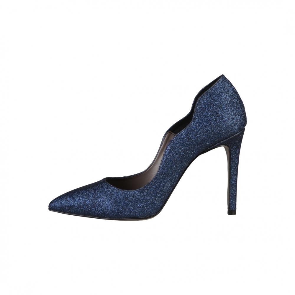 Pantofi cu toc Made In Italia FRANCESCA Albastru